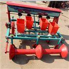 JX-BZ拖拉机牵引花生播种机 覆膜花生精播机价格