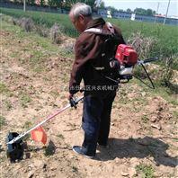 小型松土锄草机四冲程背负式汽油割草机现货
