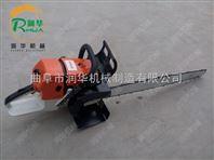 合资动力挖树机 快速耐用的刨树机