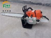 多用途链锯式挖树机 坚固耐用的苗木移栽机