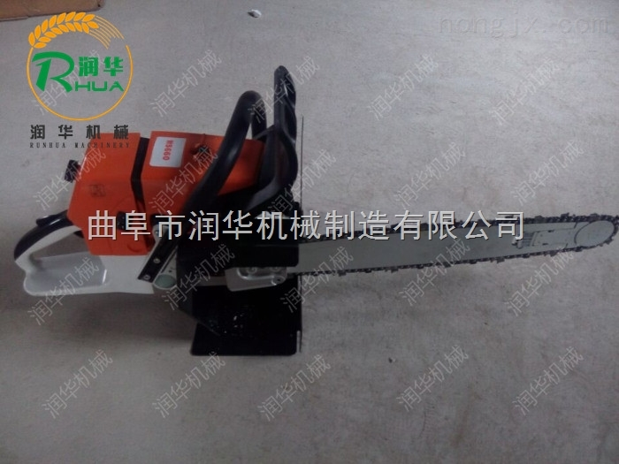 斯蒂尔动力挖树机 多用途链锯式移栽机