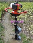 江苏地钻植树钻孔机 20厘米直径钻眼挖坑机