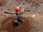 锰钢螺旋钻头挖坑机 拖拉机带动打眼机