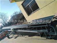 防静电工作运输机 建筑物料上下车用输送机