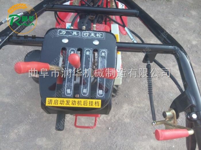 小型旋耕翻土机 多功能汽油田园管理机