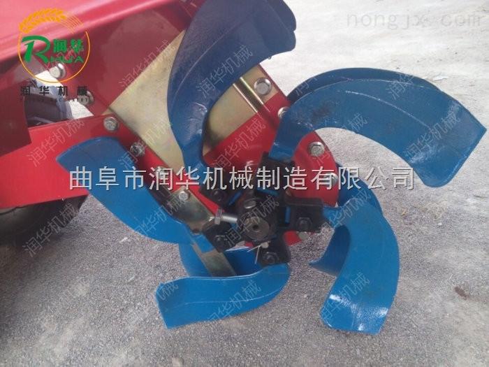 果园大棚微耕机 电启动柴油动力田园管理机