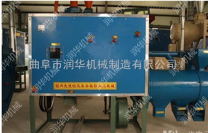 玉米制糁磨面机 多功能脱皮制糁机型号