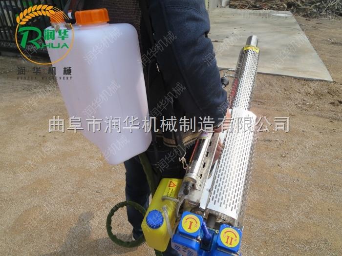 多用途背负式打药弥雾机 脉冲式烟雾机价格