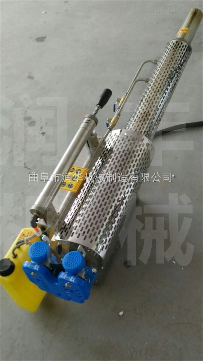 脉冲式多用途弥雾机 高射程背负式打药机