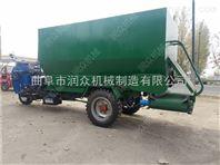使用灵活的养殖投料车 节能环保撒料车