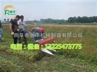 大面积芦苇牧草收割机 多用途割晒机型号
