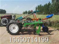手扶车配套大蒜收获机 多种规格挖蒜机供应