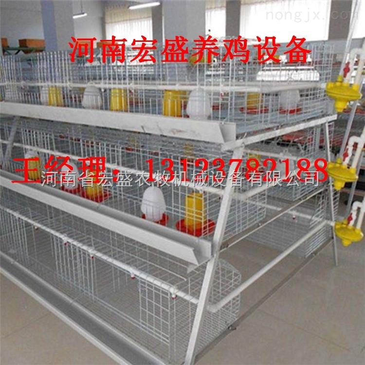 河南省宏盛专业做育雏笼各种养小鸡的笼子供应商
