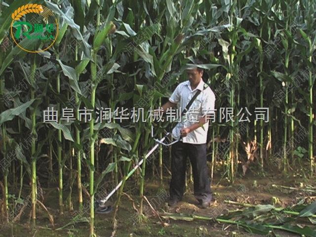 高效耐用背负式割草机 多用途小型松土机