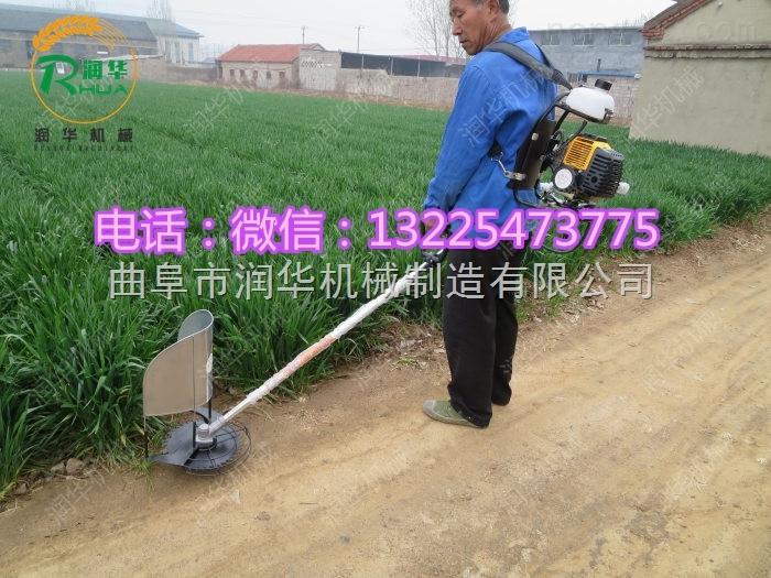 多用途背负式割草机 稻麦秸秆收割机价格