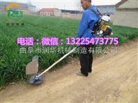 厂家直销牧草收割机 斜跨式两冲程割草机
