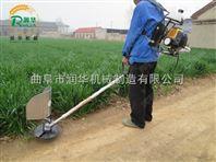 背负式多用途割草机 斜跨式圆盘除草机