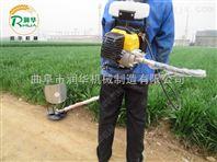 内蒙古汽油背负式割草机包头农场杂草剪草机