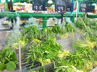 蔬菜架喷雾加湿机器价格