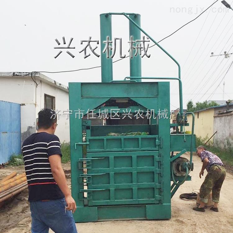 供应废旧棉花打包机 秸秆棉花压块机价格
