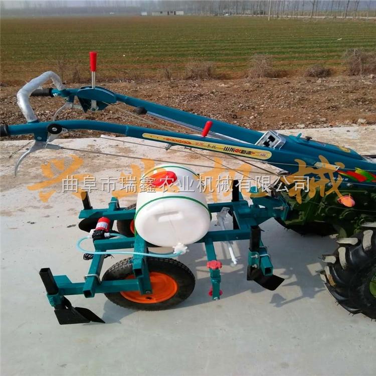 批发花生玉米覆膜播种机 优质起垄覆膜机