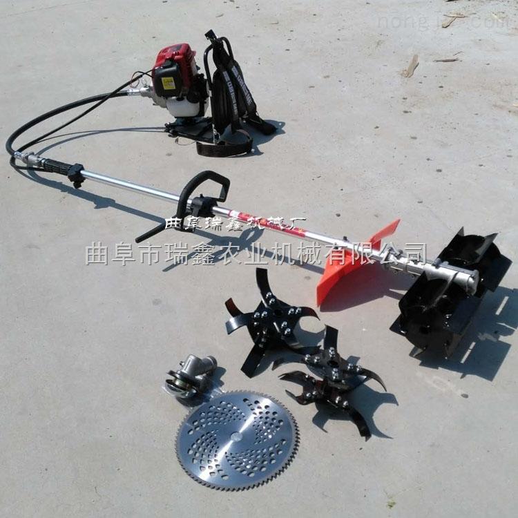 除草机玉米秸秆收割机二冲程便携式割草机