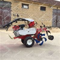 低油耗柴油开沟机 农用轻便式开沟培土机