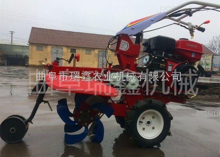 柴油10马力培土机 小型多功能微耕机