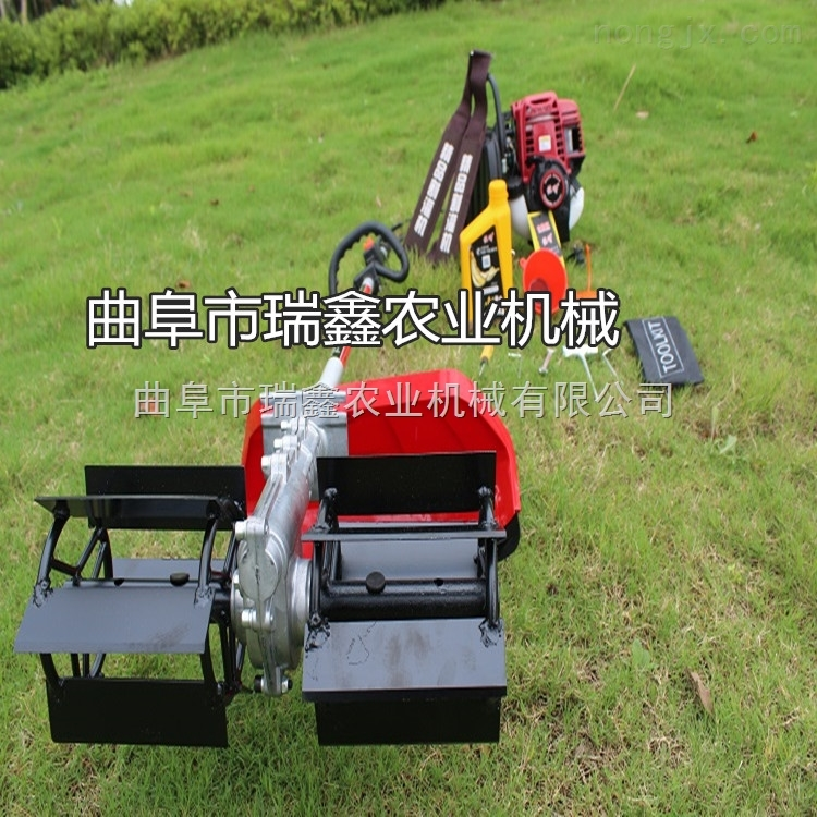 靈活小型農田除草機 便攜式家用鋤地機
