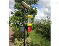 物聯網遠程自動控制太陽能殺蟲燈