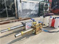 果树喷药机尺寸 脉冲式弥雾机 电启动打药机