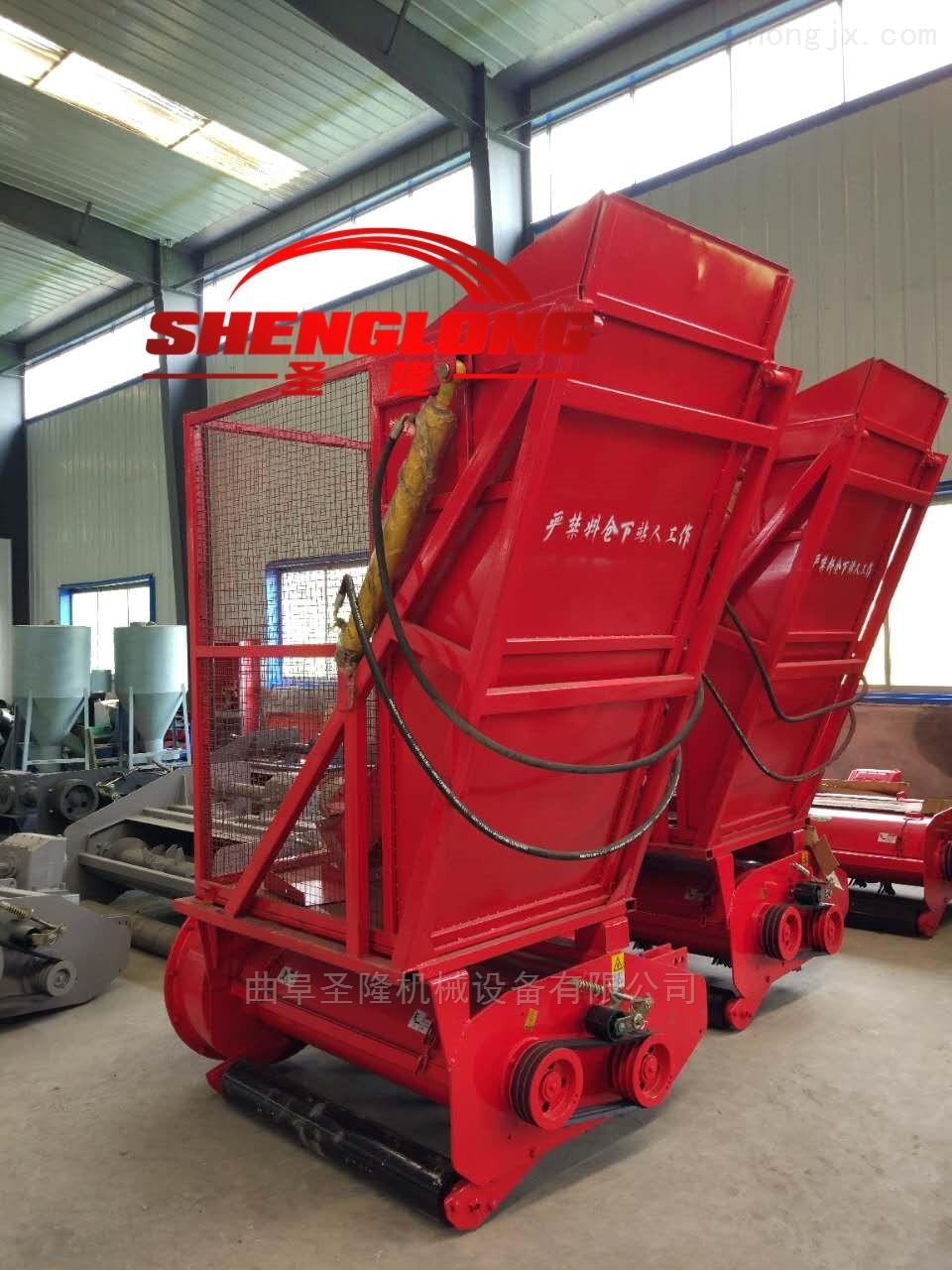 SL90-拖拉机带动的秸秆回收机