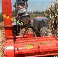鸿友多功能大型玉米秸秆快速粉碎回收机