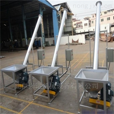绞龙螺旋提升机厂家定做 振动螺旋上料机方法x1
