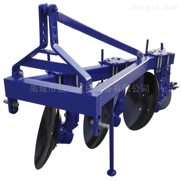 50马力拖拉机带的325圆盘犁旱天用的圆盘犁耕地犁