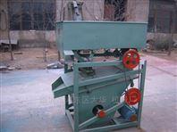 临沂水稻清理筛可配碾米机组使用