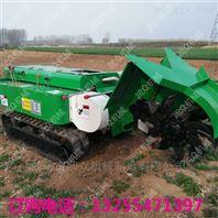 田园耕整开沟机 多功能履带式施肥回填机