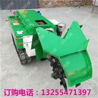 自动化一次性完成开沟施肥回填旋耕机