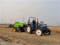 小麦玉米秸秆捡拾打捆机 方捆机厂家供应