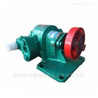 304不锈钢齿轮油泵 耐腐蚀输油泵
