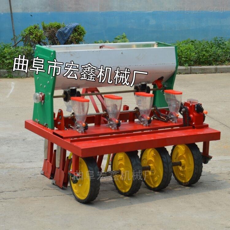 谷子精密播种机定做 单粒菜籽种植机批发