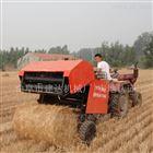 JD8050行走捡拾打捆机 麦秸秆捆扎机适用范围
