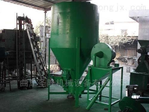 SL05-自吸式饲料粉碎搅拌一体机  搅饲料拌机