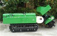 田园管理机厂家 自走式葡萄园开沟施肥机