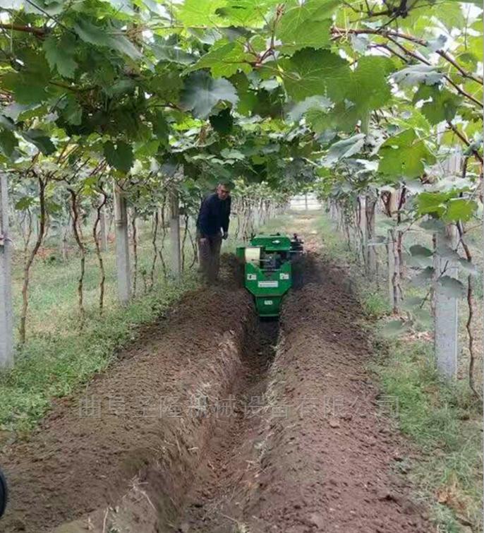 履带式开沟施肥果园管理机生产厂家