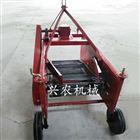 xnjx红薯紫薯挖掘机手扶式杀秧收割收获机价格