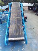 广西一米宽混凝土筛子输送机水平运输皮带机