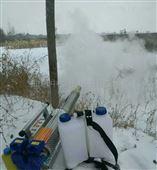 山地园林杀虫子烟雾机 喷烟雾弥雾机