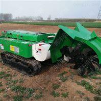 巨峰葡萄施肥机 树根开沟施肥自动回填机