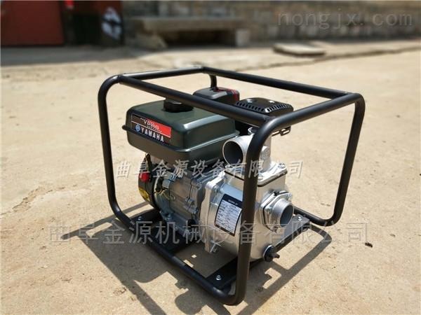 高扬程灌溉汽油水泵 农田浇地汽油泵